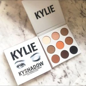 🆕 KyShadow: The Bronze Palette by Kylie Jenner